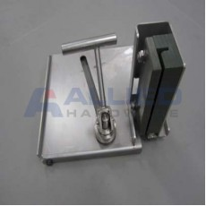 AEW400 BS S-TABLE - MEAT PUSHER ASSEMBLY  DRG DA0929-AS