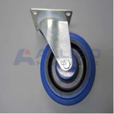 125MM BLUE WHEEL SWIVEL CASTOR